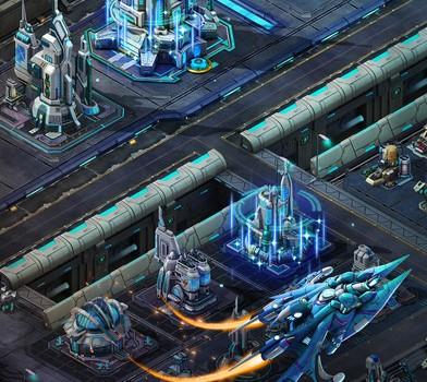 Star Fleet - Galaxy Warship Ekran Görüntüleri - 4