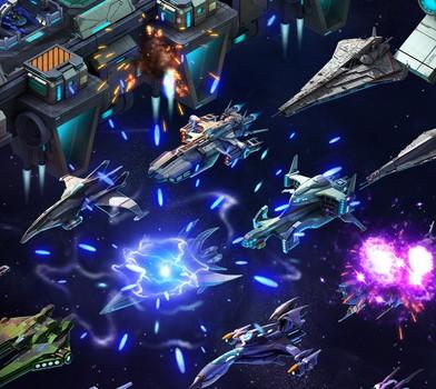 Star Fleet - Galaxy Warship Ekran Görüntüleri - 3