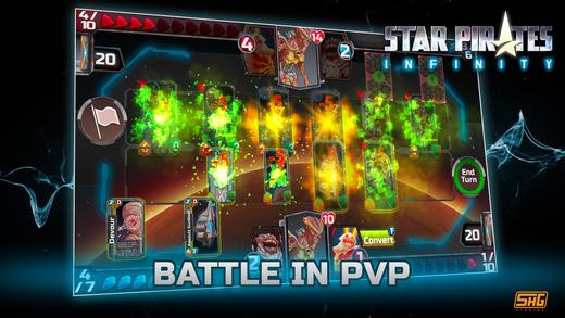 Star Pirates Infinity Ekran Görüntüleri - 2