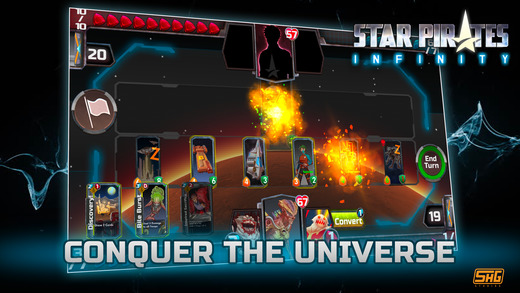 Star Pirates Infinity Ekran Görüntüleri - 1
