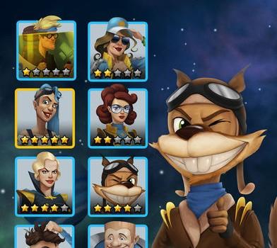 Star Squad Heroes Ekran Görüntüleri - 5