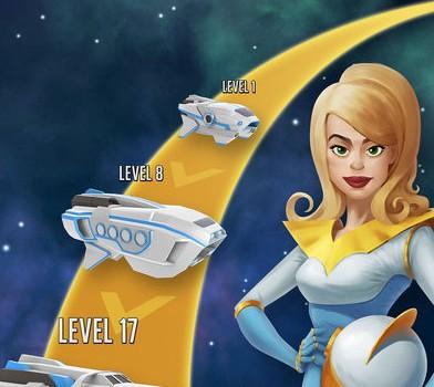 Star Squad Heroes Ekran Görüntüleri - 3