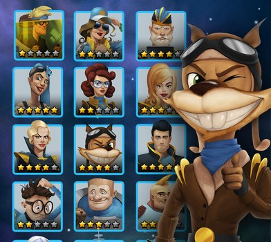 Star Squad Ekran Görüntüleri - 3