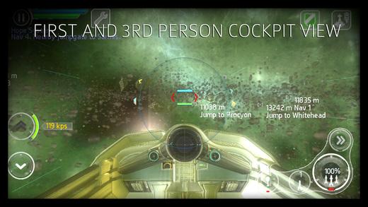 Stellar Wanderer Ekran Görüntüleri - 1