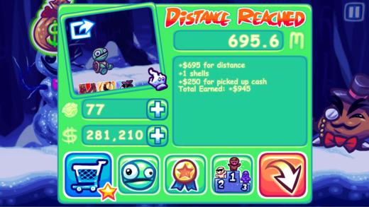 Super Toss The Turtle Ekran Görüntüleri - 1