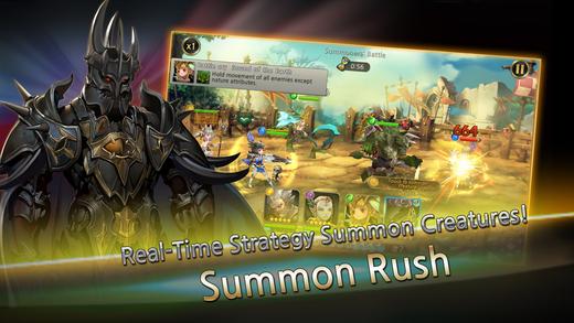 Summon Rush Ekran Görüntüleri - 4