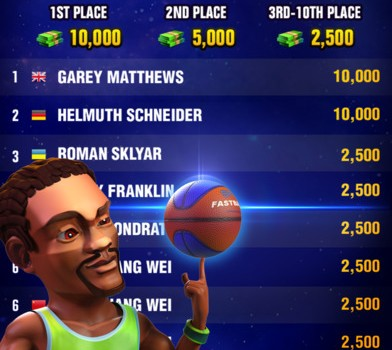 Superhoops Basketball Ekran Görüntüleri - 2