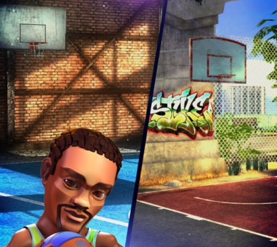Superhoops Basketball Ekran Görüntüleri - 1