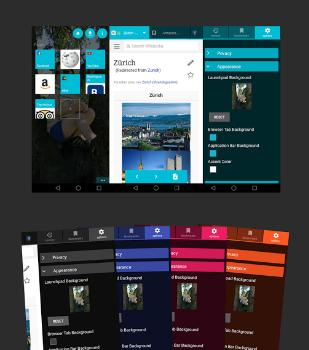Surfy Browser Ekran Görüntüleri - 4