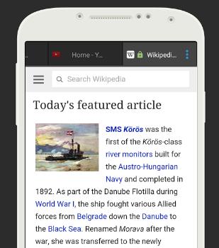 Surfy Browser Ekran Görüntüleri - 2