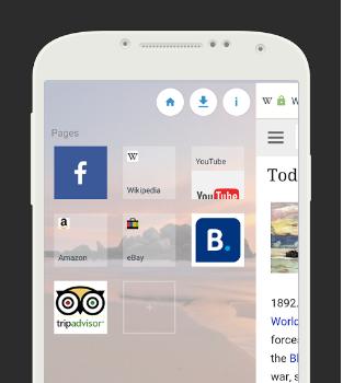 Surfy Browser Ekran Görüntüleri - 1
