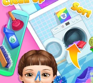 Sweet Baby Girl Cleanup 5 Ekran Görüntüleri - 2
