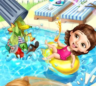 Sweet Baby Girl Cleanup 5 Ekran Görüntüleri - 4
