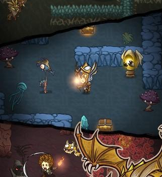 The Greedy Cave Ekran Görüntüleri - 3