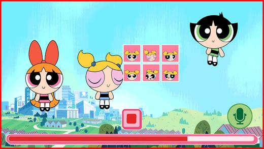 The Powerpuff Girls Story Maker Ekran Görüntüleri - 3