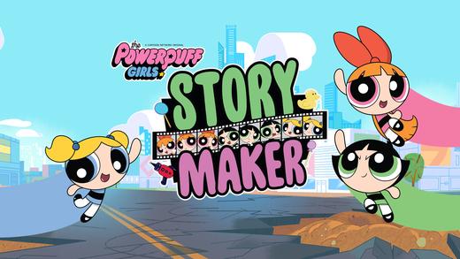 The Powerpuff Girls Story Maker Ekran Görüntüleri - 5