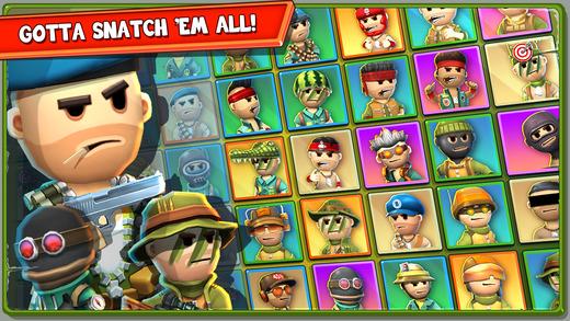 The Troopers Ekran Görüntüleri - 1