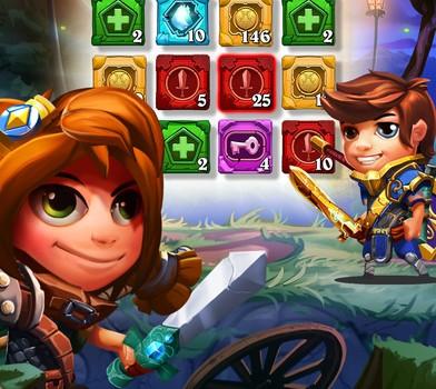 Tiles & Tales Puzzle Adventure Ekran Görüntüleri - 3
