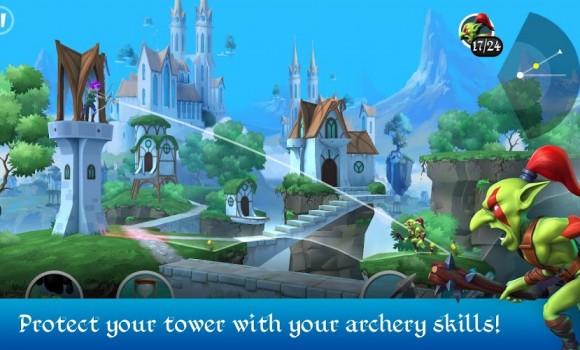 Tiny Archers Ekran Görüntüleri - 3