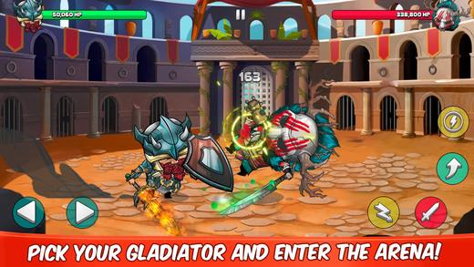 Tiny Gladiators Ekran Görüntüleri - 5