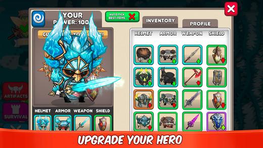 Tiny Gladiators Ekran Görüntüleri - 3