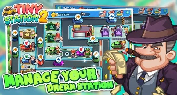 Tiny Station 2 Ekran Görüntüleri - 5