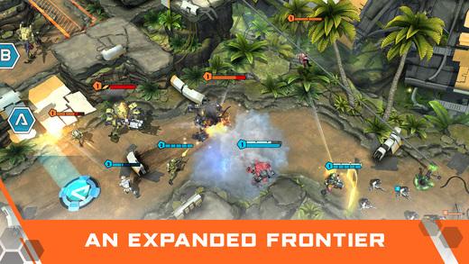 Titanfall: Assault Ekran Görüntüleri - 1