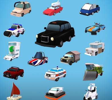 Top Gear: Donut Dash Ekran Görüntüleri - 2