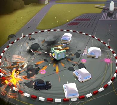 Top Gear: Donut Dash Ekran Görüntüleri - 3