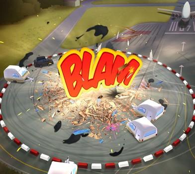 Top Gear: Donut Dash Ekran Görüntüleri - 1