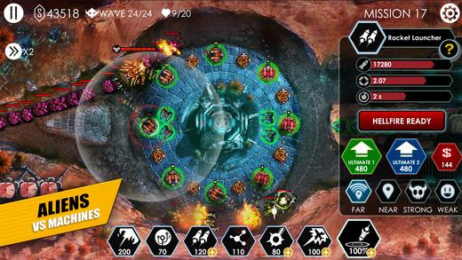 Tower Defense: Invasion Ekran Görüntüleri - 4
