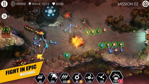 Tower Defense: Invasion Ekran Görüntüleri - 2