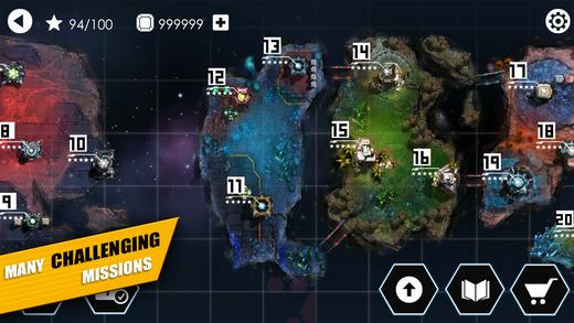 Tower Defense: Invasion Ekran Görüntüleri - 1