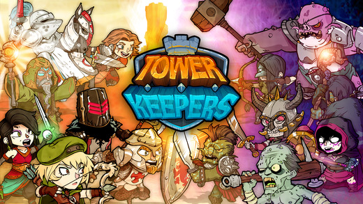 Tower Keepers Ekran Görüntüleri - 1