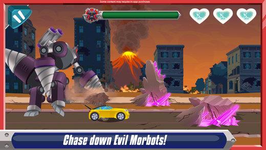 Transformers Rescue Bots: Disaster Dash Ekran Görüntüleri - 1
