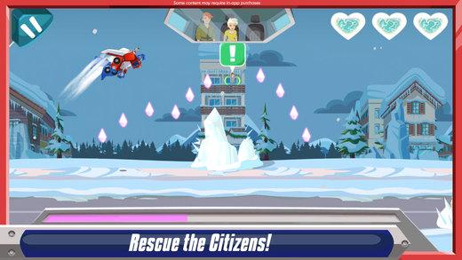 Transformers Rescue Bots: Disaster Dash Ekran Görüntüleri - 2
