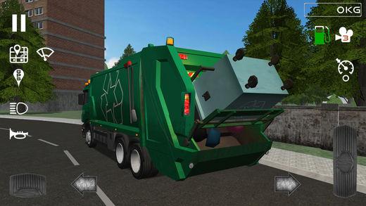 Trash Truck Simulator Ekran Görüntüleri - 4