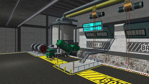 Trash Truck Simulator Ekran Görüntüleri - 2