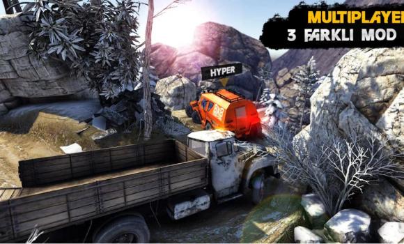 Truck Driver 2 Ekran Görüntüleri - 6
