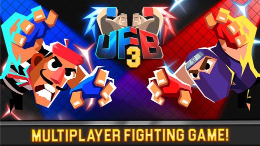 UFB 3 - Ultra Fighting Bros Ekran Görüntüleri - 4