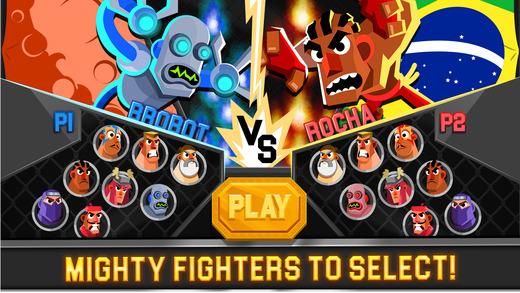 UFB 3 - Ultra Fighting Bros Ekran Görüntüleri - 3