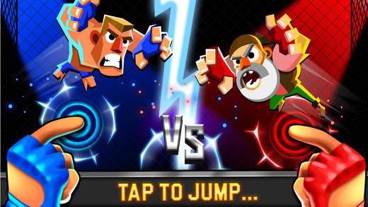 UFB 3 - Ultra Fighting Bros Ekran Görüntüleri - 2