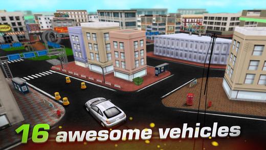 Ultimate Parking Simulation Ekran Görüntüleri - 2