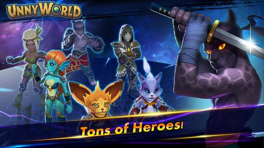 UnnyWorld Ekran Görüntüleri - 3
