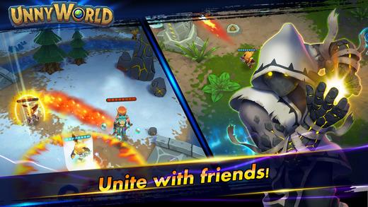 UnnyWorld Ekran Görüntüleri - 1