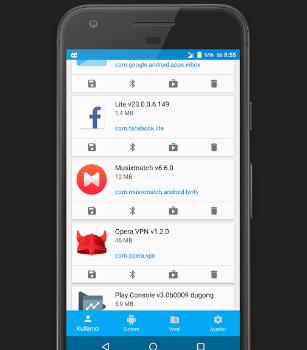 Uygulama Yöneticisi Ekran Görüntüleri - 3