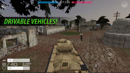 Vanguard Online Ekran Görüntüleri - 3