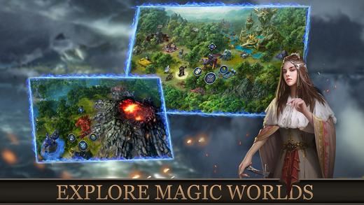 War and Magic Ekran Görüntüleri - 2