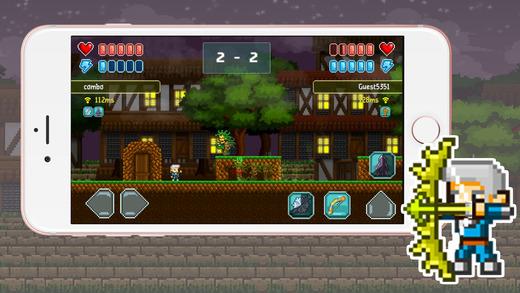 War of Heroes: 2D Multiplayer Online Battle Ekran Görüntüleri - 3