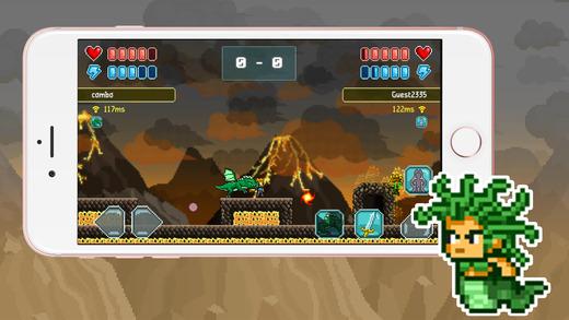 War of Heroes: 2D Multiplayer Online Battle Ekran Görüntüleri - 1